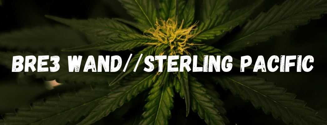 BRe3 Sterling Pacific Trial